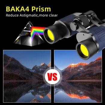 APEXEL 60x60 16000M HD Binoculars Telescope High Power Binoculars Night Vision Telescope for Outdoor Hunting Sightseeing 3