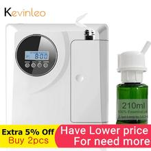 Fragrance Air Scent Machine Diffuser 8W 12V 200ml 150m2 Timer Function Monday-Sunday for Hotel Business Commercial KTV