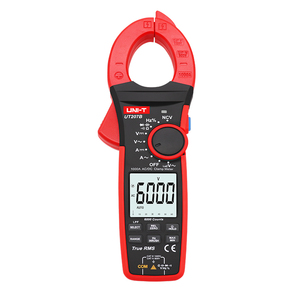 UNIT UT206B/207B/208B Digital Clamp Meter 1000A AC/DC Current 1000V Voltage True RMS Auto Range Surge Current with Temperature