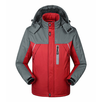 New Men's Parkas Coat Winter Thick Coat Jacket Windproof Warm Coat Coat Large Size 5XL Men's Clothing DD6MF