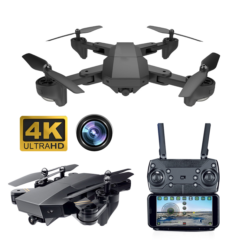S9T 4K 1080P Video HD Camera RC Drone FPV WIFI Professional Wide Angle Quadcopter Long Battery Life USB Charge Aircraft Toys