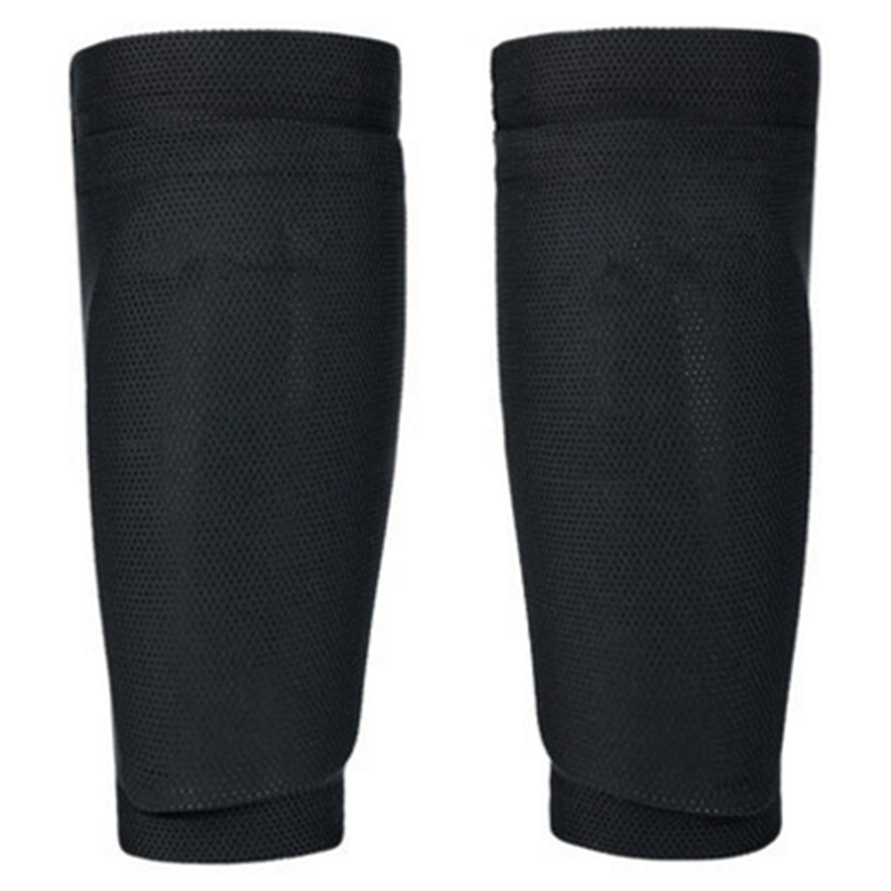 1pc Mens Shin Guard Pad Holder Socks Sleeves Leg Guard Cover Soccer Basketball