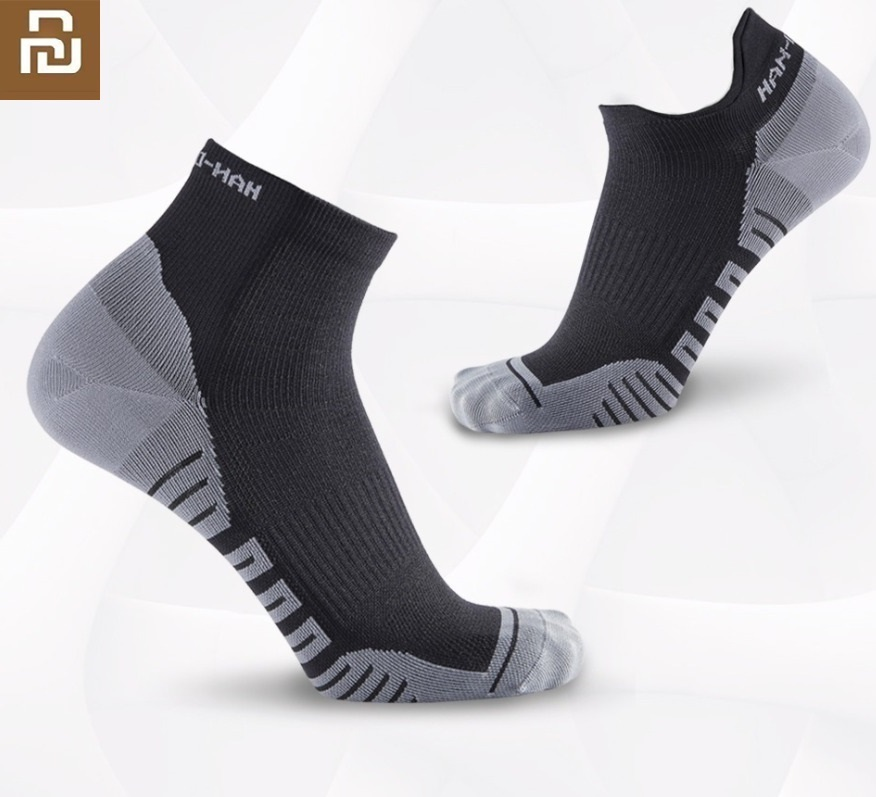 Youpin COOLMAX Quick-drying Sports Socks Breathable Men Women Boat Socks Short Socks Perspiration Antibacterial Comfortable