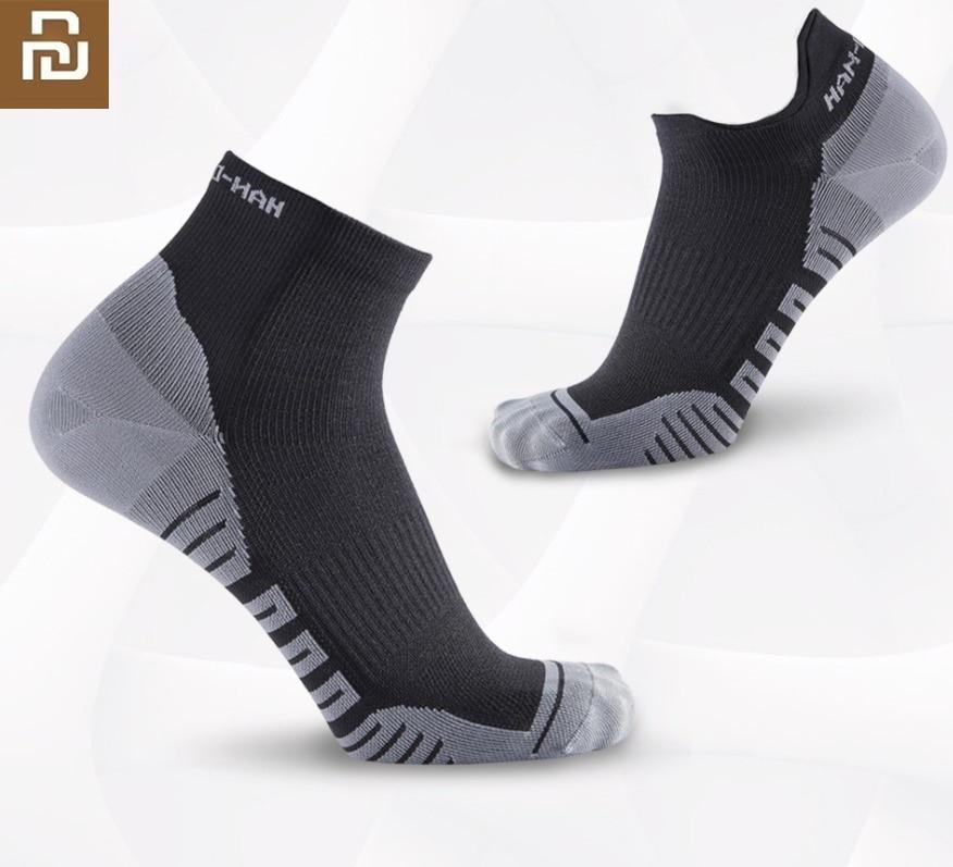 Youpin COOLMAX Quick-drying Sports Socks Breathable Men Women Boat Socks Short Socks Perspiration Antibacterial Comfortable