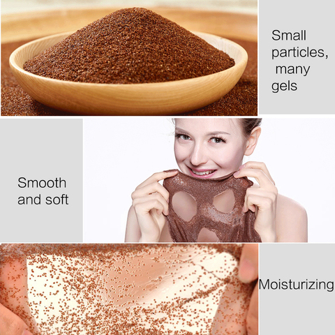 Algae Seaweed Mask Natural Collagen Face Skin Care Moisturizing Whitening Acne Freckle Mud Mask Anti-wrinkle Anti-aging TSLM1 Multan