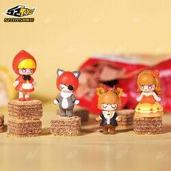 Аутентичная мини Kimmy & Miki сказка Подарочная коробка с мини-версией милые ручные игрушки