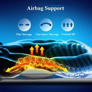 Image 5 - フルボディ電動マッサージクッション加熱赤外線ため頭頸部マッサージ痛み緩和マッサージチェアmassageador