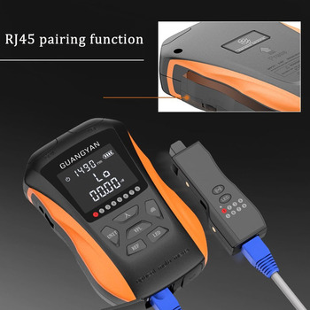 New 6-in-1 multifunctional optical power meter OPM visual fault locator network cable test fiber optic tester 5km 15km VFL LED - discount item  15% OFF Communication Equipment