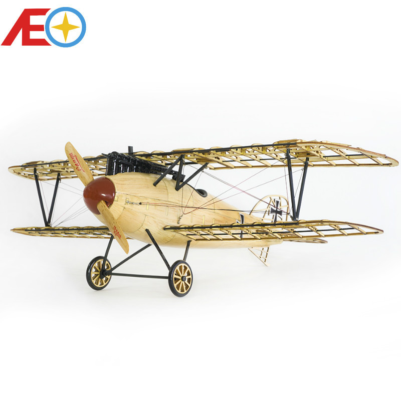 Building Toys, DIY Wood,Christmas Toys, Wooden Toys,rcStatic Model,Albatros D.III 1:18 Scale Display Replica, Balsawood Airplane