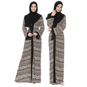 Dubai Open Abaya Kimono Muslim Hijab Dress Kaftan Abayas Islamic Clothing For Women Caftan Marocain Qatar Kleding Robe Musulman