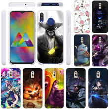 Iyicao League Of Legends Lol Keras Ponsel Case untuk Samsung A2 A20e A70s J4 J8 J6 2018 J4 Plus J7 duo J6 Plus Cover(China)