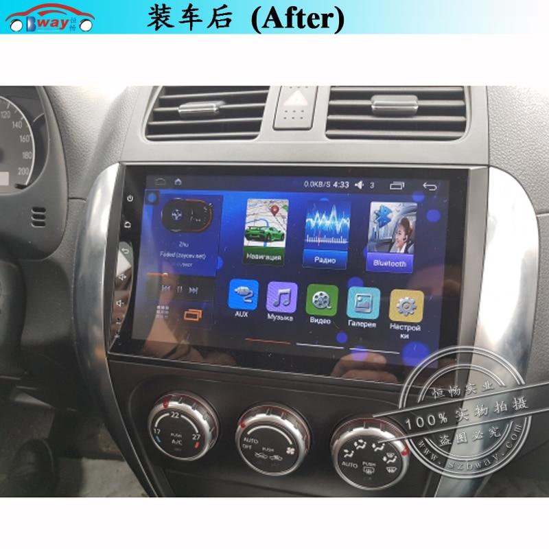 Image 5 - Android 9.1 4G wifi 2 din car radio for Suzuki SX4 2011 2016 for Fiat sedici 2006 2010 car dvd player autoradio car audio 2G 32G