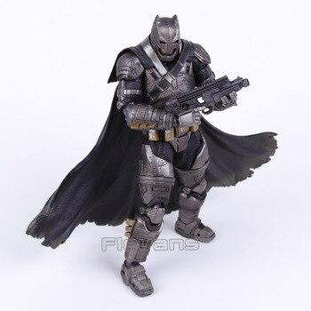 Play Arts KAI Batman v Superman Dawn of Justice NO.3 Armored Batman PVC Action Figure Collectible Model Toy