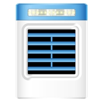 Hot sale Mini Usb Charging Home Silent Portable Cooling Power Saving Air Conditioning Fan