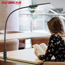Modern Led Floor Lamps Touch Dimming With Remote control Eye Protection Study Floor Light For Living room Bedroom Standing Lamp classic plastic pe outdoor waterproof led floor lamp remote control rechargeable led glowing flower pot floor boughpot