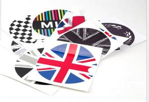 Image 1 - NEW Fuel Tank Cap Cover Car Styling Stickers Only For Mini F55 F56