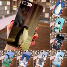 Cute Penguin Kulit Tipis Sel Case untuk Galaxy C5 C7 J1 J2 J3 J330 J5 J6 J7 J730 2017 ACE core Duo Max Mini Plus Prime Pro(China)
