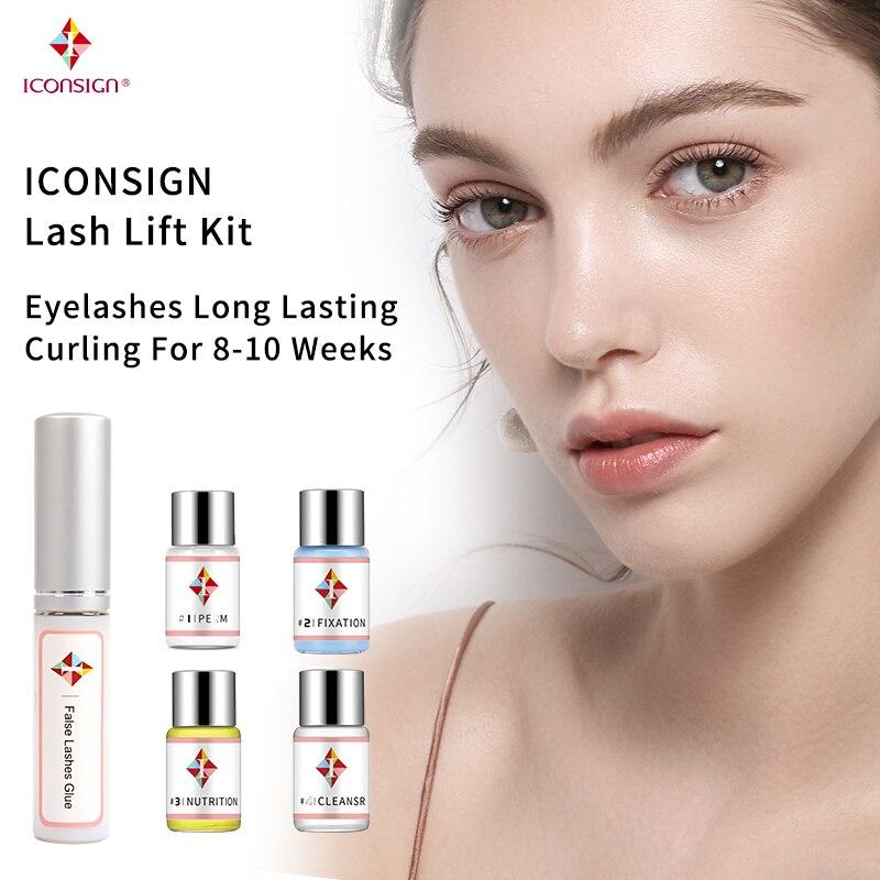 Lash Lift Kit Makeupbemine Eyelash Perming