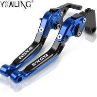 Motorcycle Accessories Folding Extendable Brake Clutch Levers For SUZUKI GSX S750 GSX S750 GSX S 750 GSXS750 2011 2018