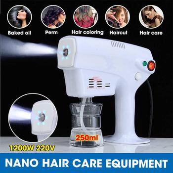 DJSTAR Nano Disinfection Gun 84 Disinfectant With Sterilization Disinfection Spray Gun Indoor Steam Deodorization Disinfector