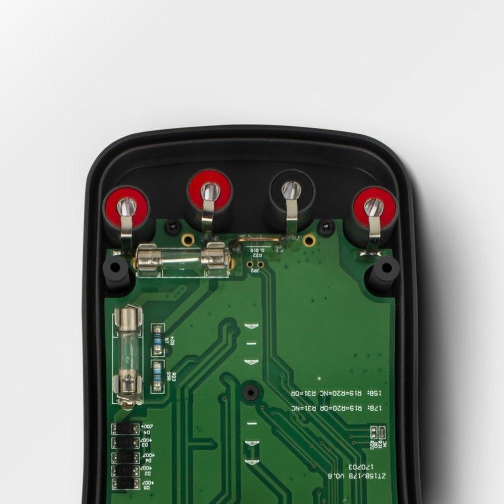 An870 alta precisão inteligente multímetro digital automático