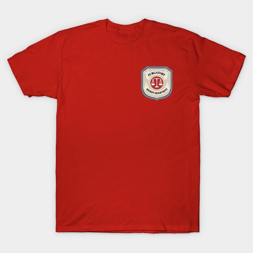 Image 4 - Purgatory Sheriff Department T Shirt Wynonna Earp T Shirt wynonna earp tv series doc holliday purgatory pride wayhaught wearpT-Shirts   -