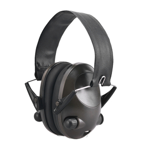 Image 1 - Foldable Portable Soft Solid Noise Reduction Shooting Adjustable Active Hunting Hearing Protection Earmuffs Ear Protector