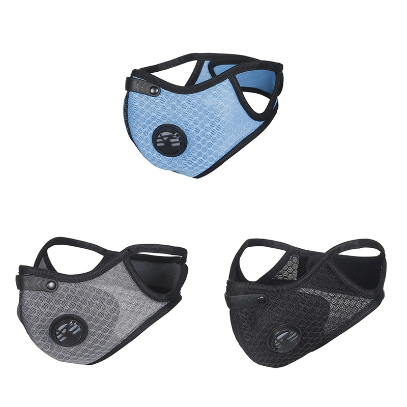 Cool Face Mask Cycling Dust-proof Mesh Mouth Masks Protection Outdoor Sportswear Accessories New