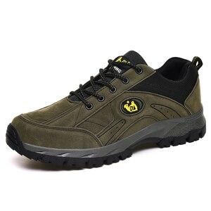 Image 3 - Grote Maat 36 49 Herfst Winter Mannen Vrouwen Outdoor Sport Casual Schoenen Wandelschoenen Comfortabele Sneakers Paar Wandelen Schoeisel