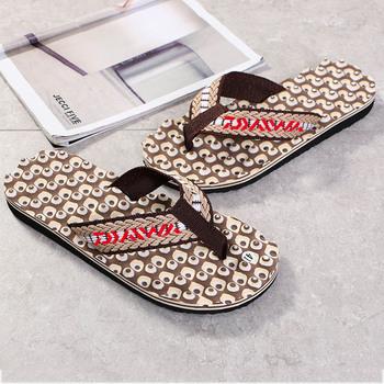 2020 Daiwa Non-slip Flip Flops Men Summer Beach Slipper Outdoor Shoes Fishing Slippers New DAWA Fishing Shoes Breathable Shoes tanie i dobre opinie