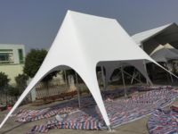 10m x 14m Big Top Star Tent PVC Double Marquee for Event Outdoor Trade Show Advertisement Party Promotion Shade Leisure Tents