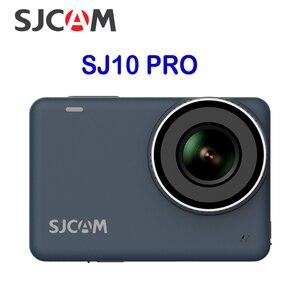 SJCAM SJ10 Pro Supersmooth GYRO Stabilization WiFi Remote Action Camera H22 Chip 4K/60FPS EIS Ultra HD Extreme Sport DV Camera