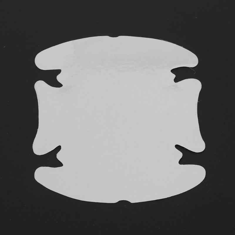 4 stuks Auto Deurklink Krassen Guard Protector Sticker Beschermende Cover Invisible Clear Urethaan Film 3M Nieuwe Nuttig