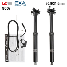 Bicycle Seatpost Bike-Seat KS Post-125mm Remote-Control Adjustable Internal Hydraulic