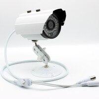 Metall 36 Leds Outdoor HD 1080p 4in1 AHD TVI CVI CVBS 1920*1080 2mp CCTV Kamera Sicherheit Wasserdicht-in Überwachungskameras aus Sicherheit und Schutz bei