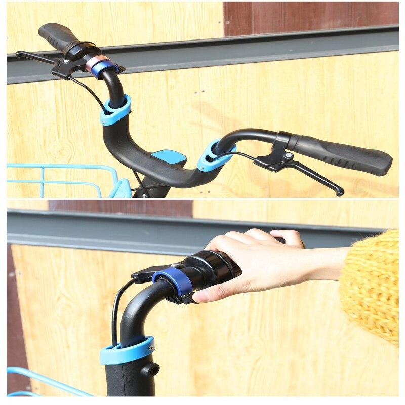 Новинка 2020 г., бытовой велосипедный Звонок Q-Type, звуковой звонок, звуковой сигнал, алюминиевый велосипедный Звонок
