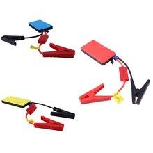 6000 MAh 12V Portable Car Jump Starter LED Charger Battery Power Bank Portable Emergency Starting Power Supply