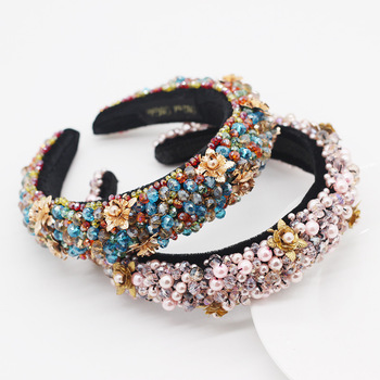 Full Crystal Luxurious Limited Edition Hairbands  1