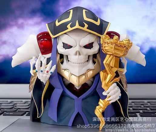 Sastra Hall Anime Lucu Clay Figure #631 Tuan Tupai Terbang/Tulang Aotian Momo/Acic Zi Garasi Kit