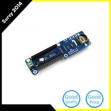 Módulo de escudo de registro de datos para Arduino Nano Recorder 3,3 V con módulo de interfaz de tarjeta SD RTC reloj en tiempo Real