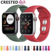Ремешок для apple watch band apple watch 4 3 band iwatch band 42 мм 38 мм correa 44 мм/40 мм pulseira браслет часы Аксессуары 42