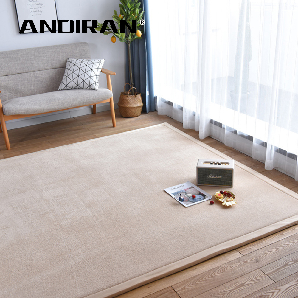 Baby Play Mat Puzzle Tatami Mat Living Room Thickened Bedroom Carpet 180*200 Cm Childrens Floor Mat Crawling Pad