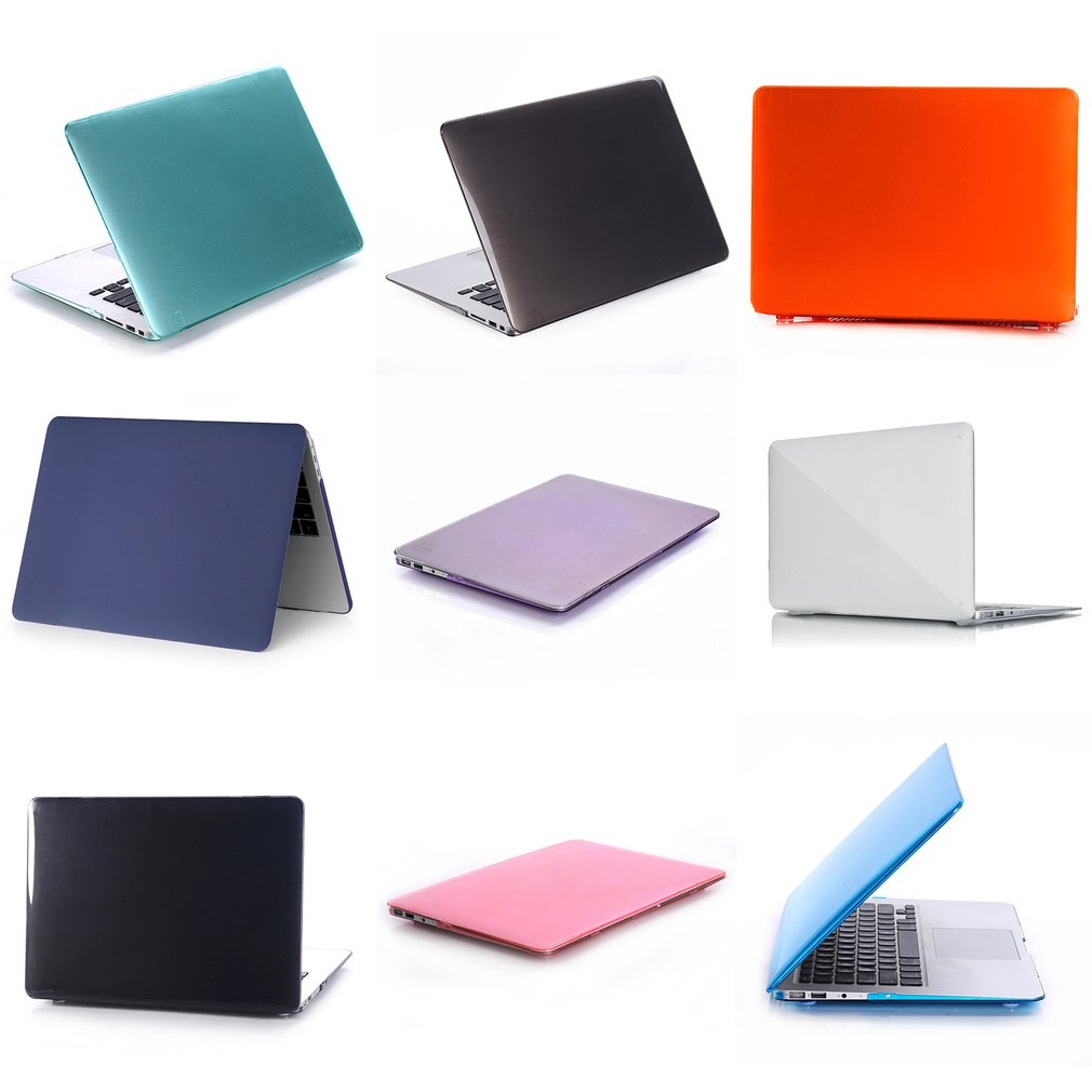 Laptop Case For Macbook Pro Retina Air 11 12 13 15,2019 For Mac Air 13,New Pro 13.3 15.4 A1707 A1708 Shell Cover