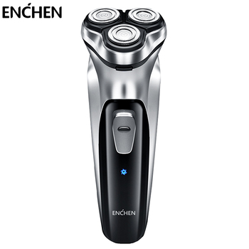 ENCHEN Blackstone Electric Face Shaver Razor For Men 3D Floating blade Washable USB Rechargeable Shaving Beard Machine xiaomi electric face shaver enchen blackstone 3d electric machine men razor beard washable usb type c rechargeable for gifts
