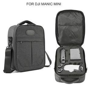Image 2 - Draagbare Opbergtas Reizen Case Carring Schoudertas Voor Dji Mavic Mini Drone Handheld Draagtas Tas Waterdichte Case