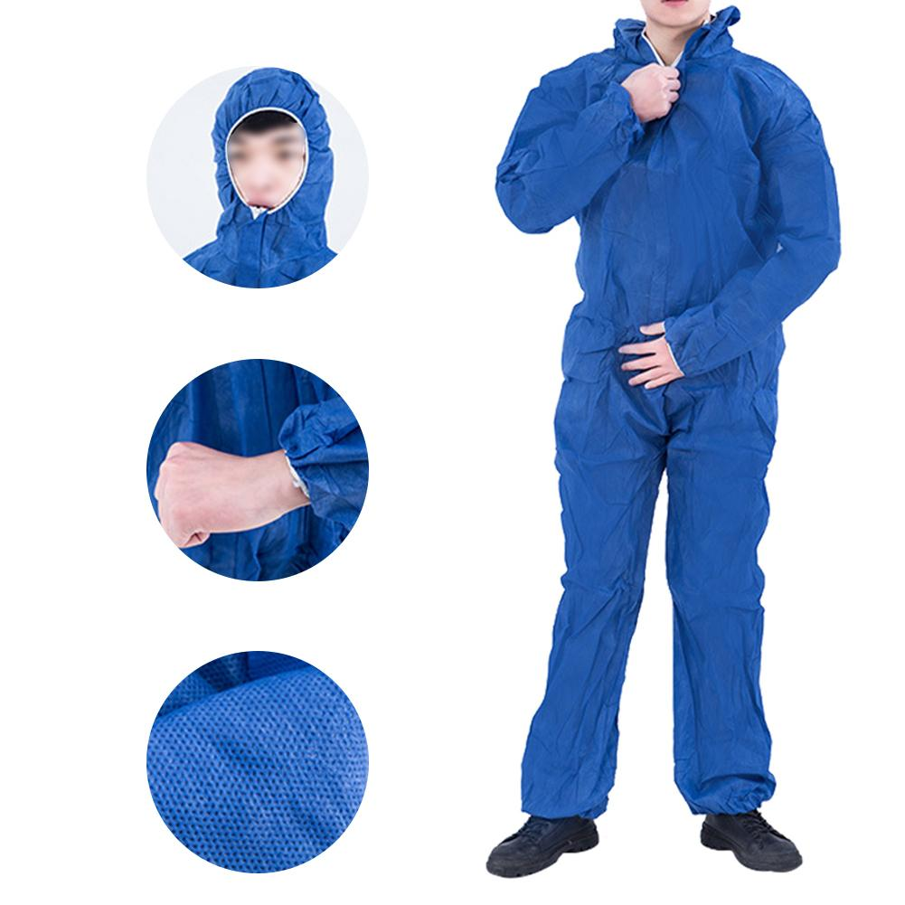 Protection Coverall Dustproof Waterproof Protective Jumpsuit Clothing For Men Women Outdoor Working Travel Anti-pollution