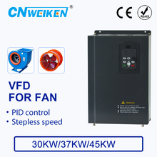 цена на Speed controller For FAN Motor 380V 30KW/37KW/45KW 3 Phase Input And Three Output 50hz/60hz AC Drive VFD Frequency Inverter