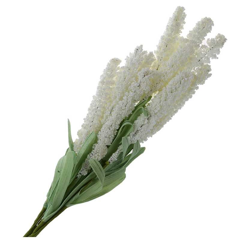 Искусственные цветы лаванды с 12 головками, букет листьев для дома, свадьбы, сада, 1 шт., металлическая сетка, настенные фотографии, сетки