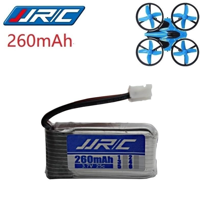 Upgrade 150mah 3.7v 260mAh For JJRC H2 H8 H8mini H20 H36 H48 3.7v Lipo BATTERY For E010 E010C E011 E012 E013 F36 U839 S8 M67