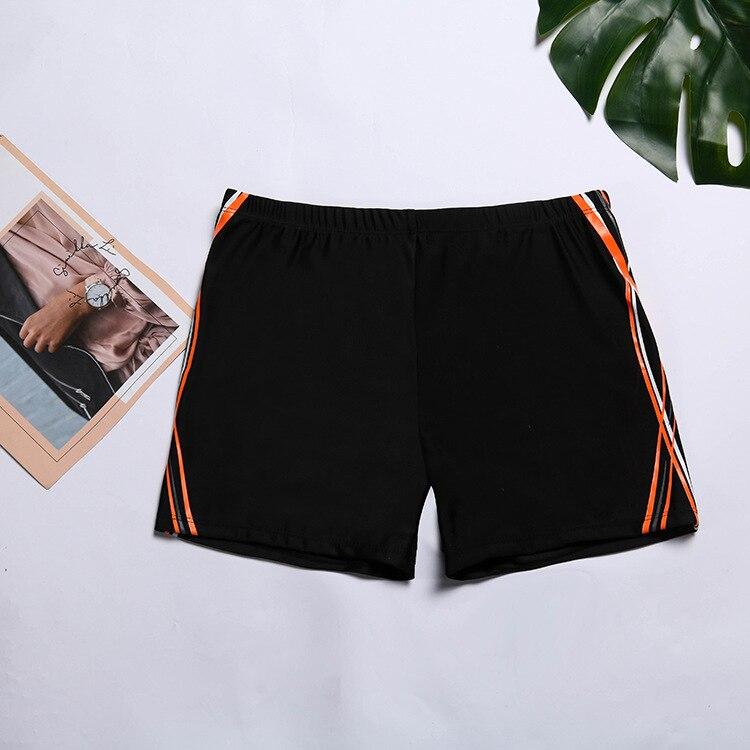 MEN'S Swimming Trunks Quick-Dry Dacron MEN'S Beach Pants Summer Loose Slimming Comfortable Swimming Trunks Men's